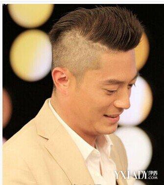 【图】霍建华最帅发型图片