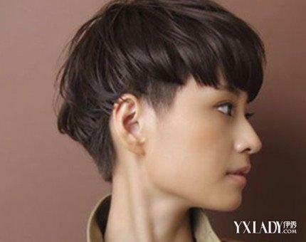 【图】盘点欧韩中性帅气短发女 2018短发盛行的一年图片
