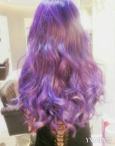 怎么做出灰紫色头发 10个小步骤教你染出漂亮的头发