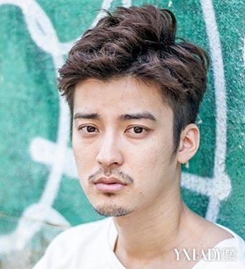 男短发有必要烫发吗 日本男士短_发型设计图片