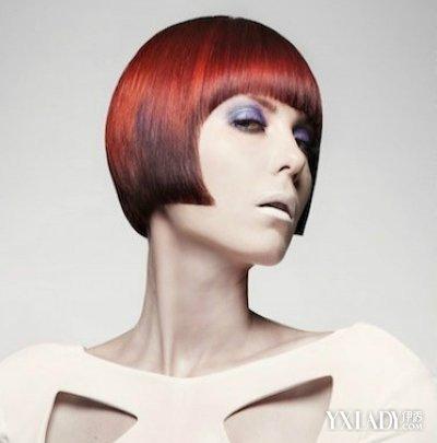 【图】沙宣头短发发型图片图片