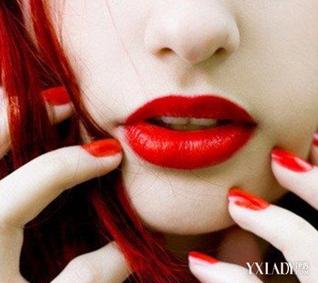 【图】红嘴唇女生霸气头像