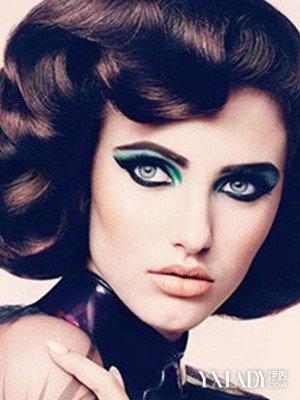 【图】欧式妆面造型图片欣赏