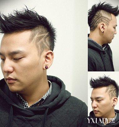 脸胖的男生适合什么发型 轻松修颜显潮范