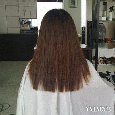 经典女生造型后面头发剪齐步骤图片 四个技巧你轻松学会图片