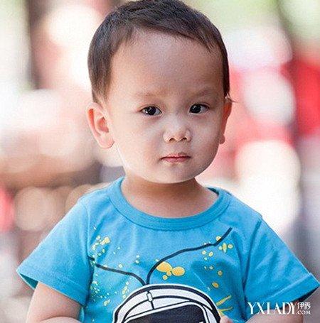 两岁男宝宝发型图片展示学生发型教你梦见打造自己头发被剪了潮流头图片