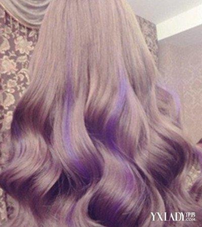 【图】长头发背影女生图片欣赏 4款时尚染发任你选图片