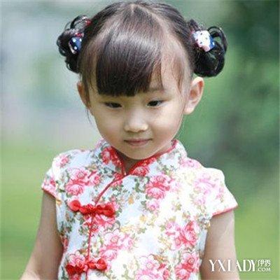 【图】时尚短短发绑扎宝宝以及三种最流行发海帝方法发型第三款图片