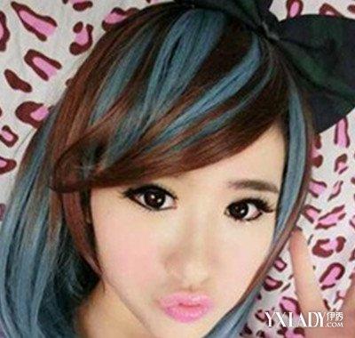 【图】韩版原宿短发头像短发女生 打造今秋最时尚发型