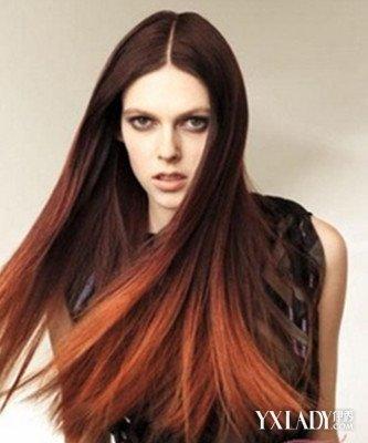 【图】沙宣发型图片女中长发欣赏图片