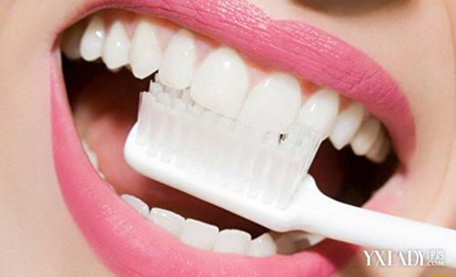 洗牙的四个过程
