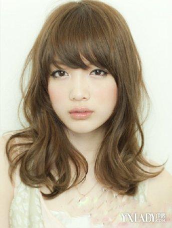 【图】腮帮子大适合什么发型 4款发型塑造精致小脸图片