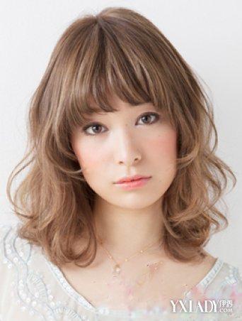 腮帮子大适合什么发型 4款发型塑造精致小脸图片