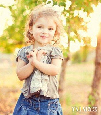 小女孩发型扎法大全欣赏 打造可爱小萌娃图片