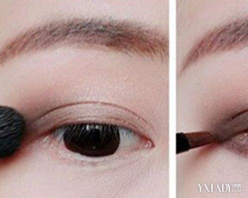 画眼影的技巧图解教程 三种技巧让你轻松避开所有错误图片
