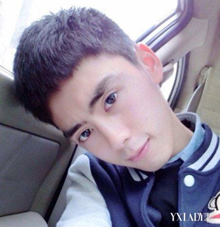 阳光发型图片男款 潮流发型凸显你的青春活力气质图片