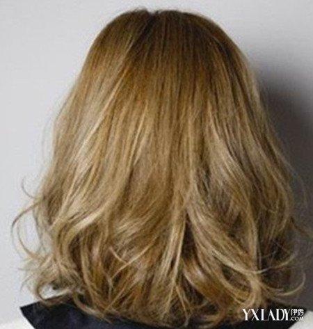 【图】亚麻青色头发图片女款图片