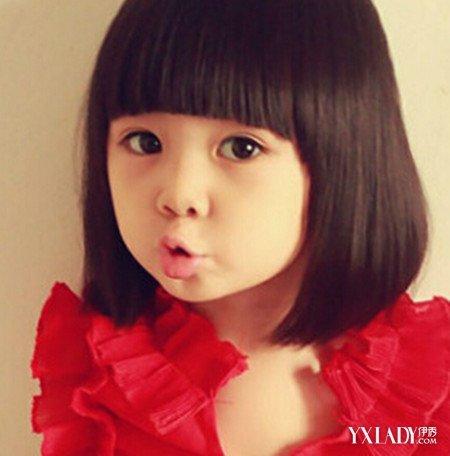 【图】韩国女宝宝短发图片展示 可爱发型教你如何将女儿打扮成萌宝