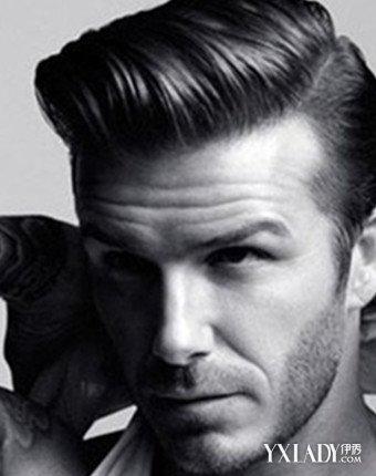 盘点欧美三七分男发型 打造复古美男范