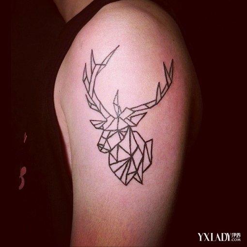 教你画简单可爱纹身