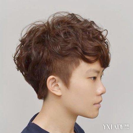 【图】发型男生烫发图片大全烫发的危害性你烫发复活团队图片