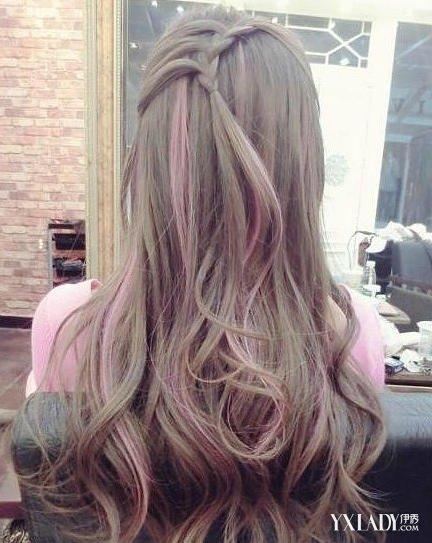 【图】皮肤黄染档子头发显白呢?到底哪一烫发颜色图片