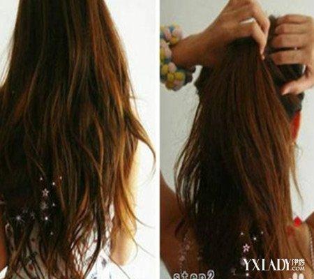 【图】女生扎头发发型步骤介绍