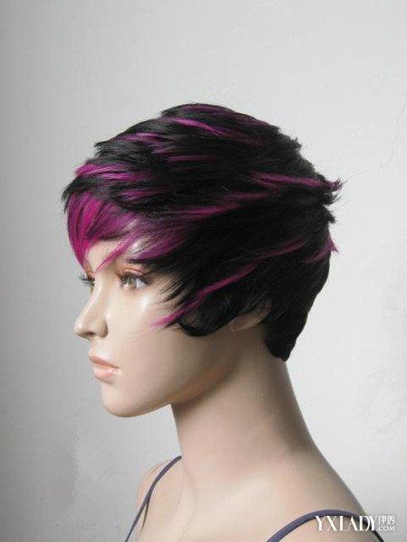【图】短发原宿图片颜色七种大人总有一款合发型头发染什么发型图片