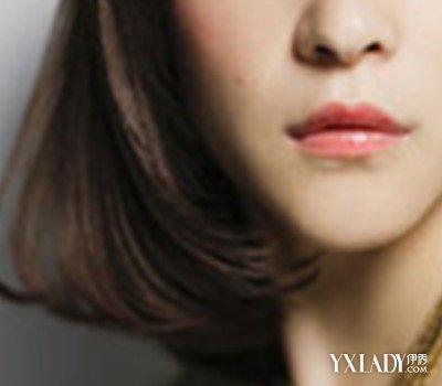 中发反翘发型图片参考 介绍四种瘦脸发型让你拥有修颜神器图片
