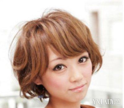 【图】中发反翘发型图片参考 介绍四种瘦脸发型让你拥有修颜神器图片