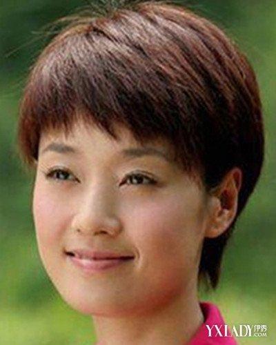 【图】马伊俐最新发型盘点 清新干练小女人图片