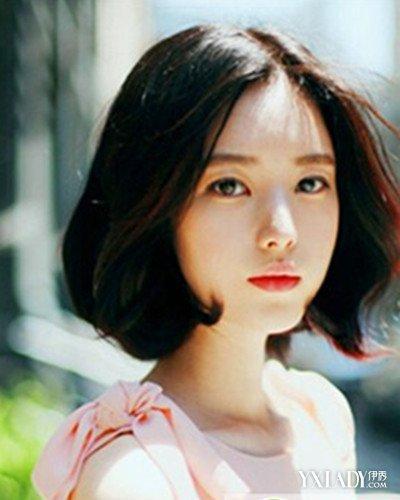 【图】图片发型发型高冷头像v图片高冷发型塑方脸烫发短发中女生长发图片