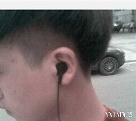 【图】男生发型后面倒三角造型图片欣赏 4款发型让你更帅气图片