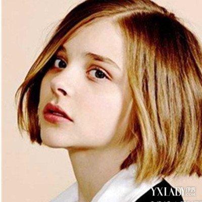 【图】欧美短发女生头像侧脸图片