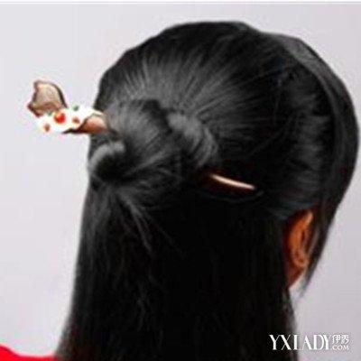【图】介绍用簪子怎么盘头发的图解大全 介绍两种簪子图片