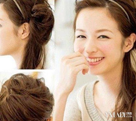 【图】编头发花样步骤图片欣赏_发型设计图片