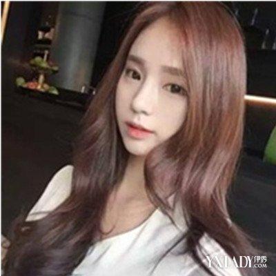 【图】长发头像女生韩范发型展示 韩范儿发型最减龄
