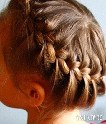【图】简单的辫子编法图解 教你怎样打理自己的长发