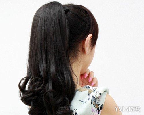 后脑勺扁平的女生,不太适合披头散发或平整的扎发图片