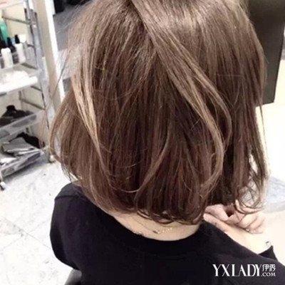 【图】短发女生背影图片欣赏 哪种短发类型你最爱
