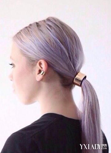 【图】各种颜色头发图片大全 小编教你如何根据自己肤色选发色