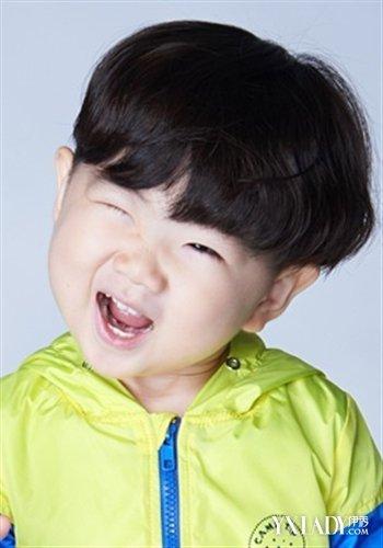 韩式儿童发型小男孩短发
