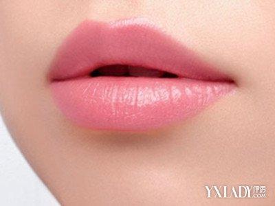 【图】粉色嘴唇图片的欣赏 六大步骤打造水嫩粉唇