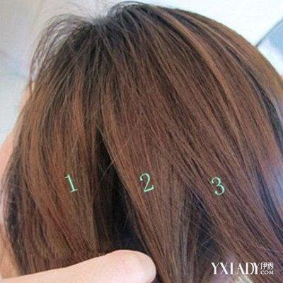 【图】自己编辫子短发扎法弄呢?7个步骤合肥哪家理发店剪发型好看图片