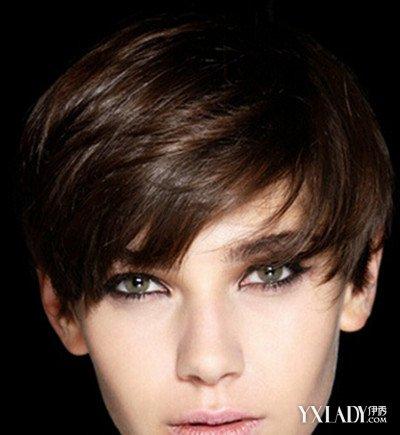 【图】欧美女短发发型图片集合 时尚有范味十足图片