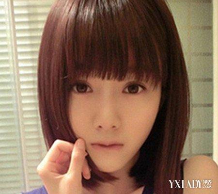 脸长头发少的女生适合什么发型 盘点不同类型的发型