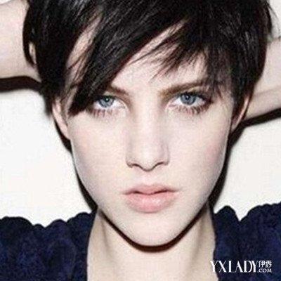 [女生帅气齐耳短发发型 看如何让自己的短发更加潮流个性