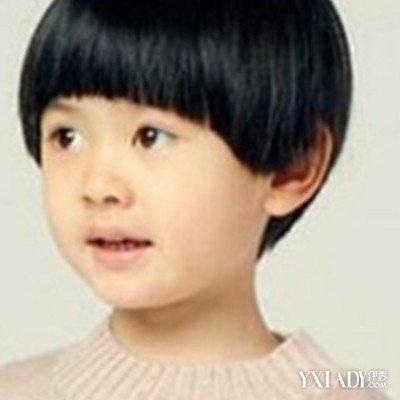 盘点两岁小女孩发型短发图片 让你的宝宝萌萌哒图片