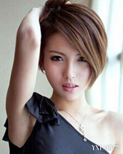 额头两边头发少适合扎的发型盘点 完美修饰脸型