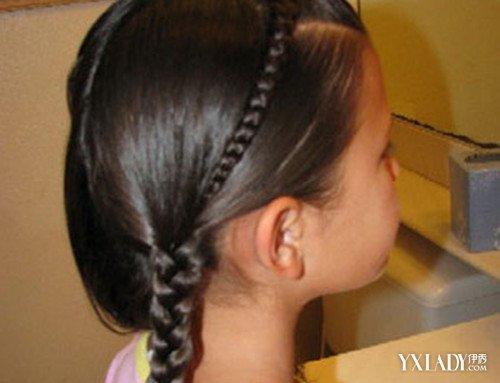 【图】小孩子头发怎么扎好看又时尚 教你3款化身小公主的发型图片